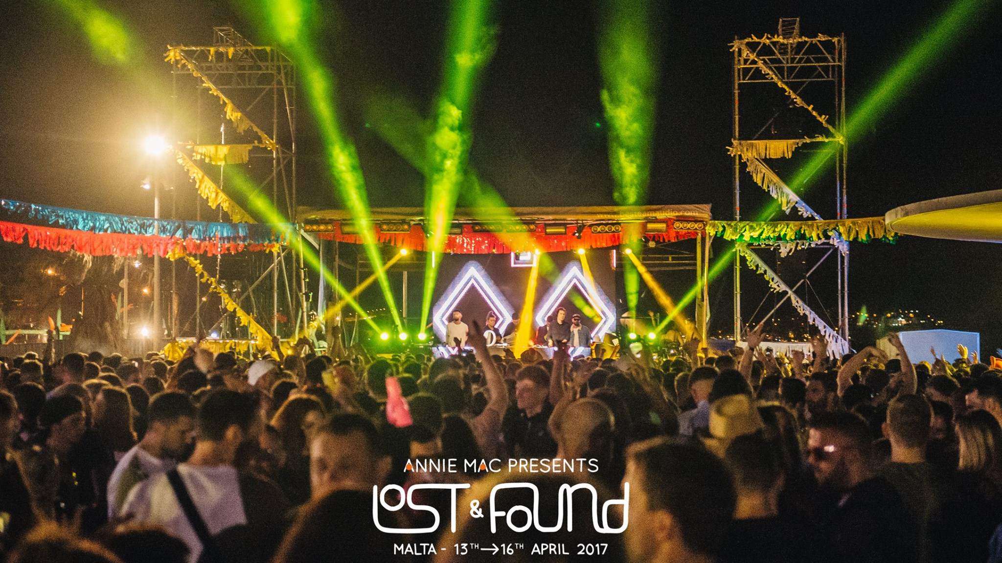 lost and found festival 2017 malta first day
