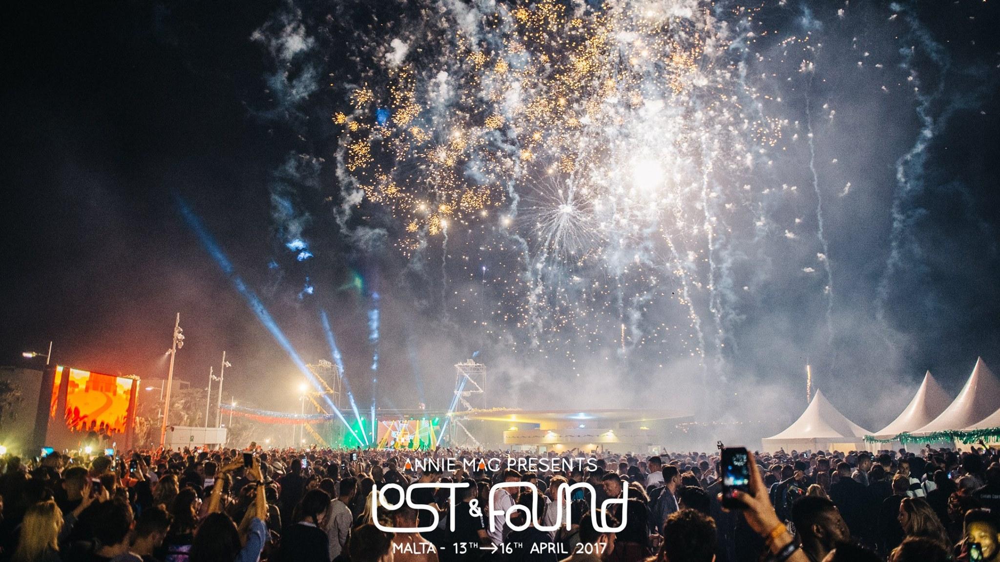 lost and found festival 2017 malta uno first day