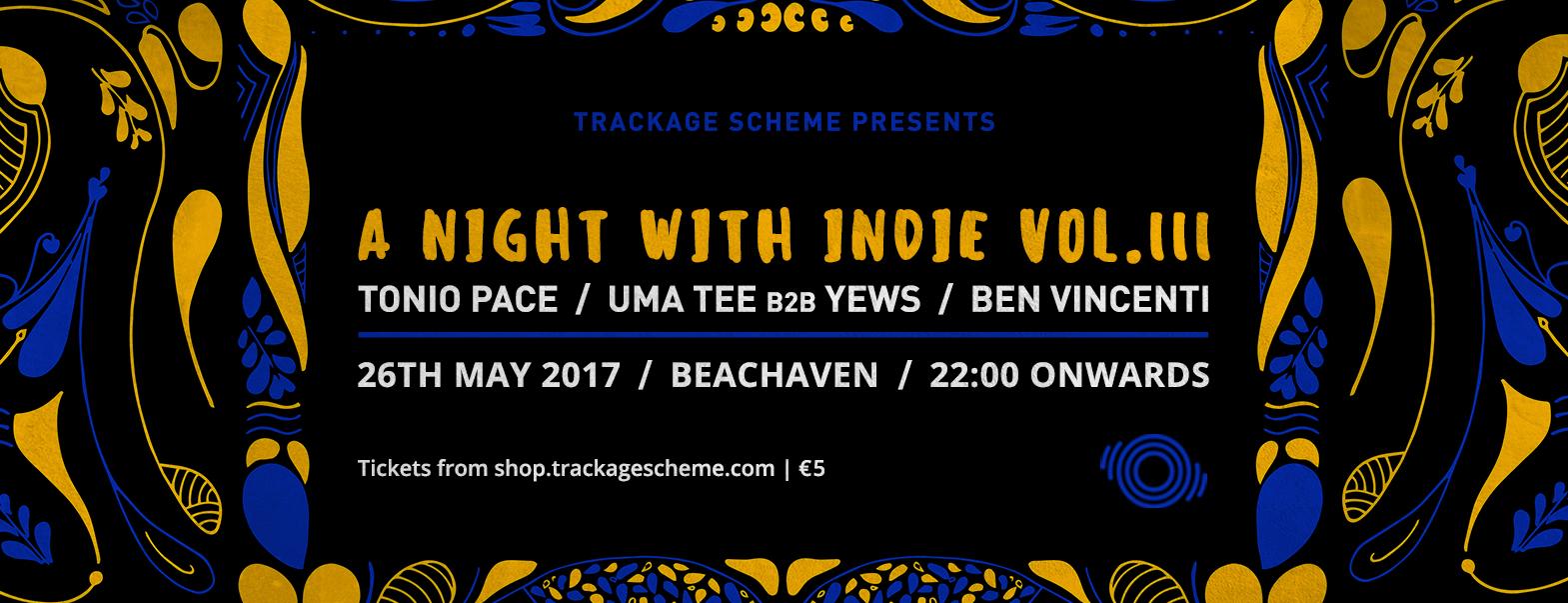 a night with indie volume 3 alternative event malta