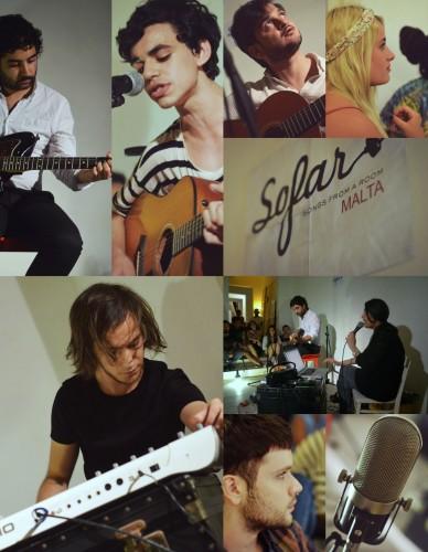 Sofar Collage