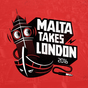 malta takes london 2016