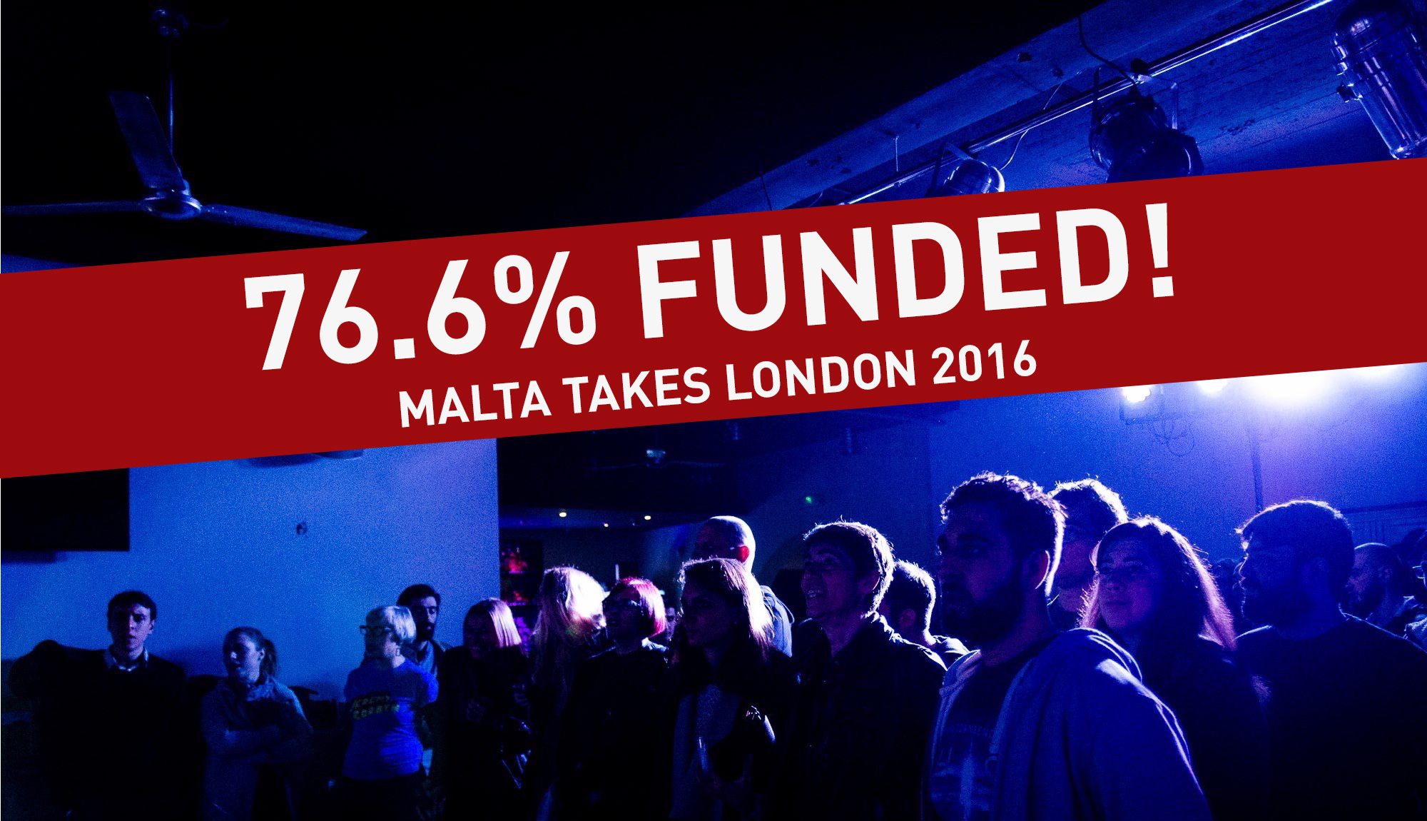 malta takes london crowdfunding