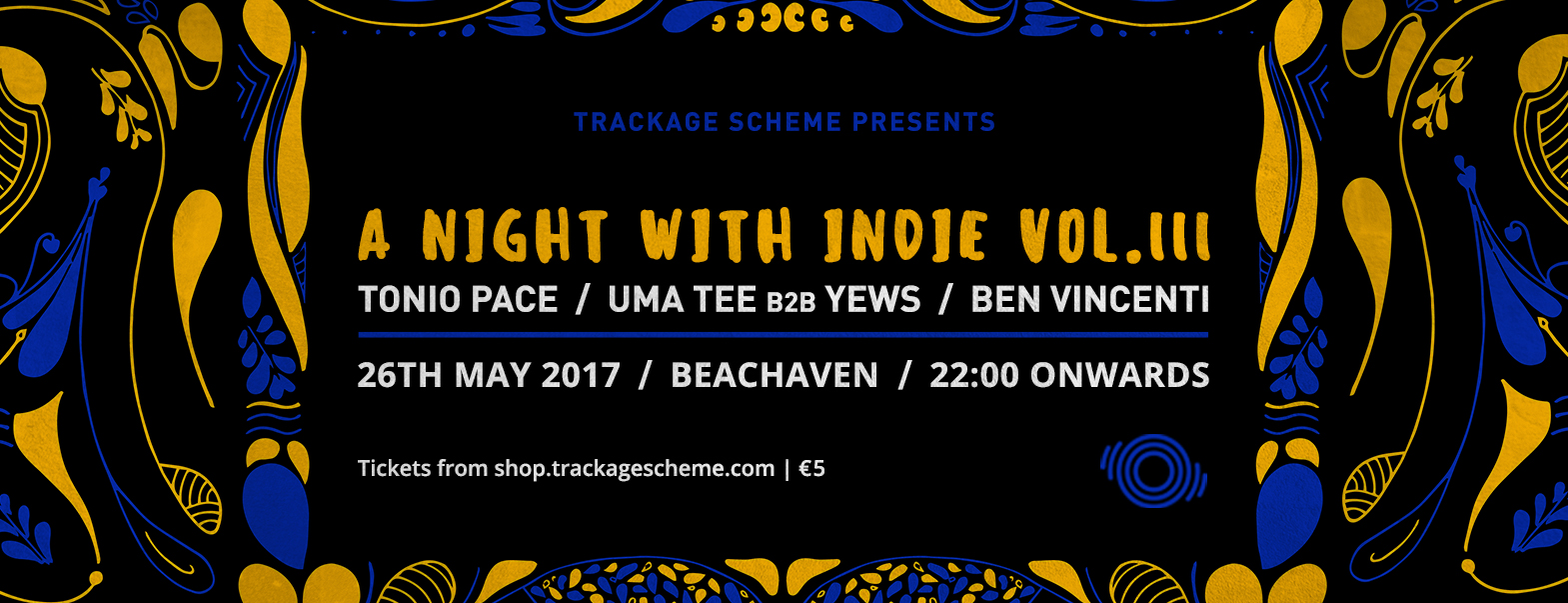 a night with indie volume 3 alternative event malta