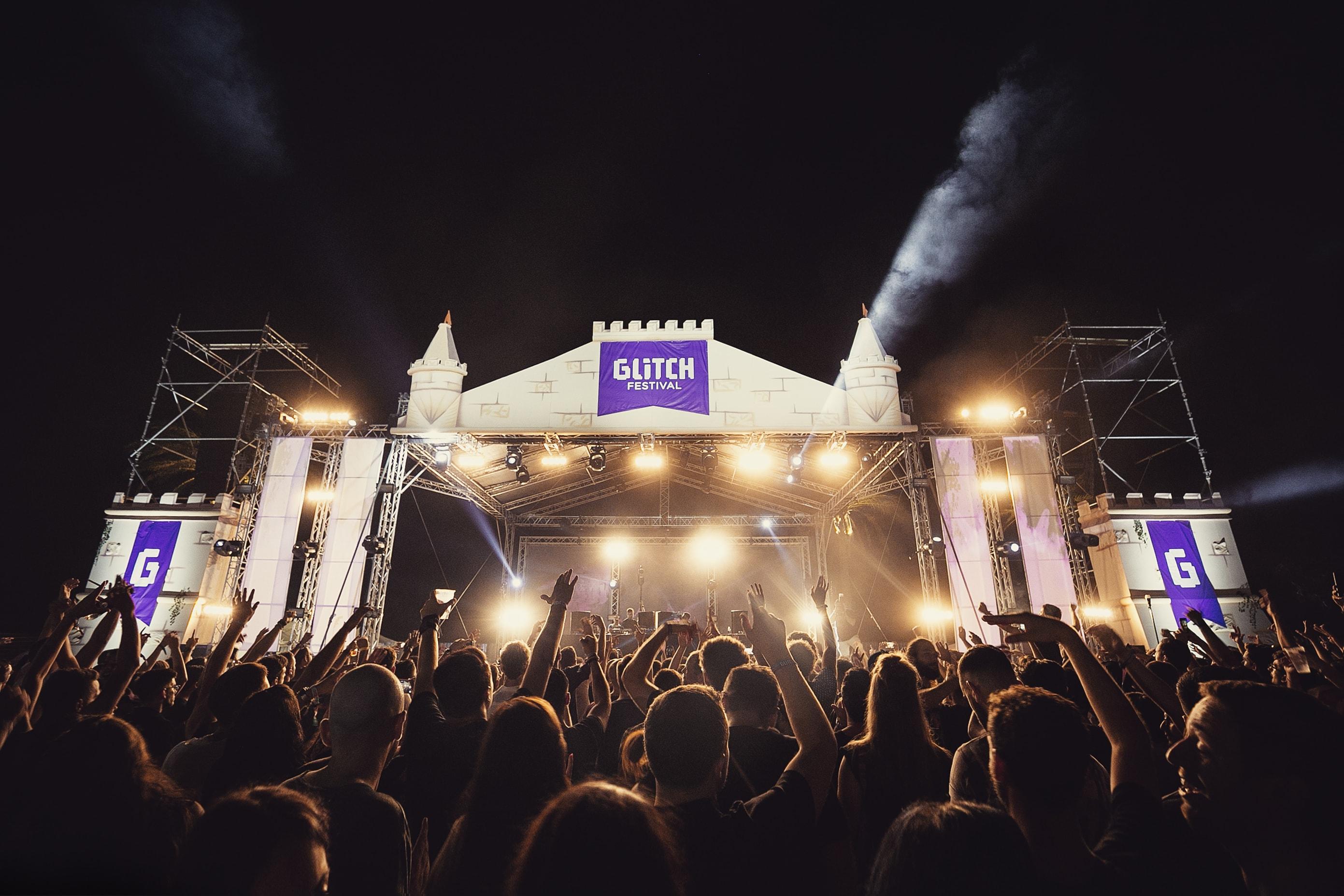 glitch festival malta 2018