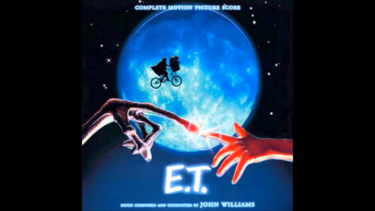 """John Williams - E.T. OST"""